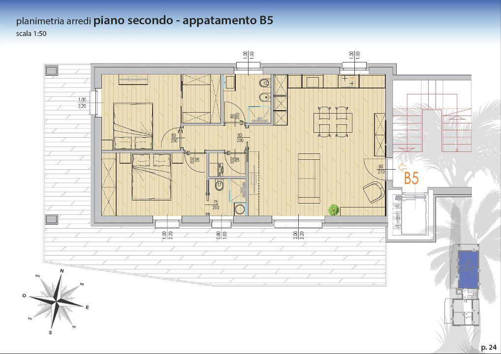 """Residenza """"Al lago"""" - Appartamento B5"""