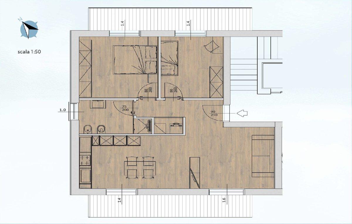 Residenza al lago di Tenno - Appartamento 3
